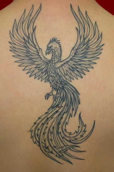 le phenix ou phoenix tatouages tattoo et tatoo picture. Black Bedroom Furniture Sets. Home Design Ideas