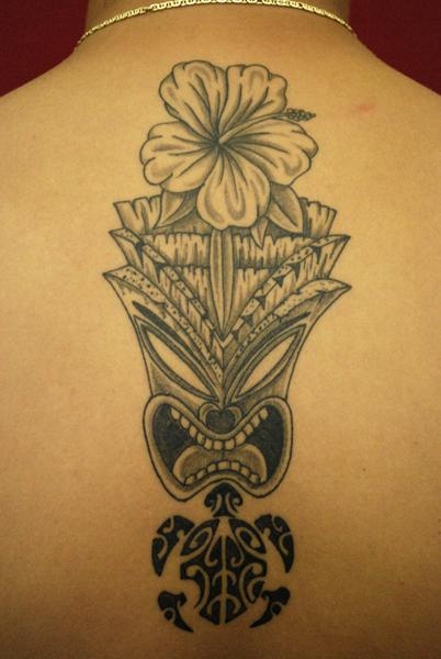 Pin dessin rugby zimg on pinterest - Dessin tatouage fleur ...